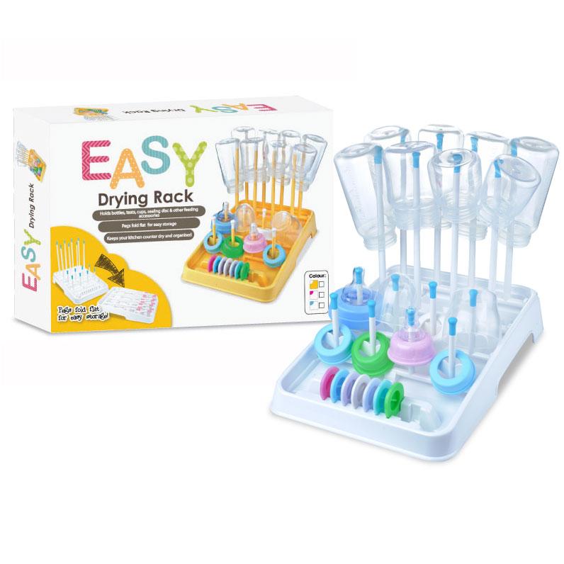 EASY drying rack white/blue