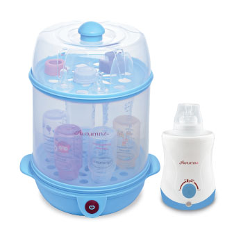 Autumnz Combo Steriliser & HomeCar Warmer