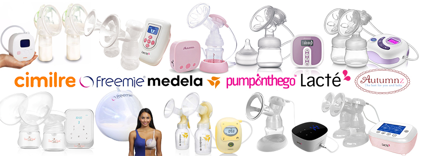 PumpOnTheGo Shop Breast Pump Online