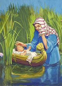 Ibu Susuan Nabi Musa