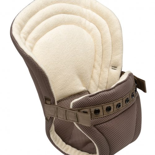 Onya Baby Booster Infant Insert Chocolate