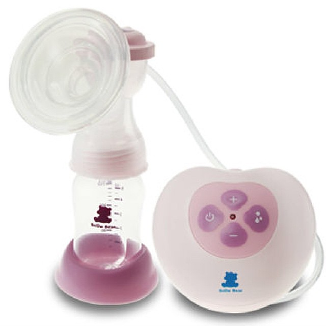 Malish Lifestyle Snow Bear Breast Pump