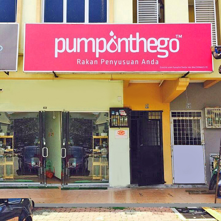 PumpOnTheGo Branch Bangi