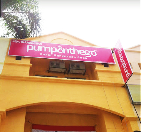 PumpOnTheGo Branch Wangsa Maju