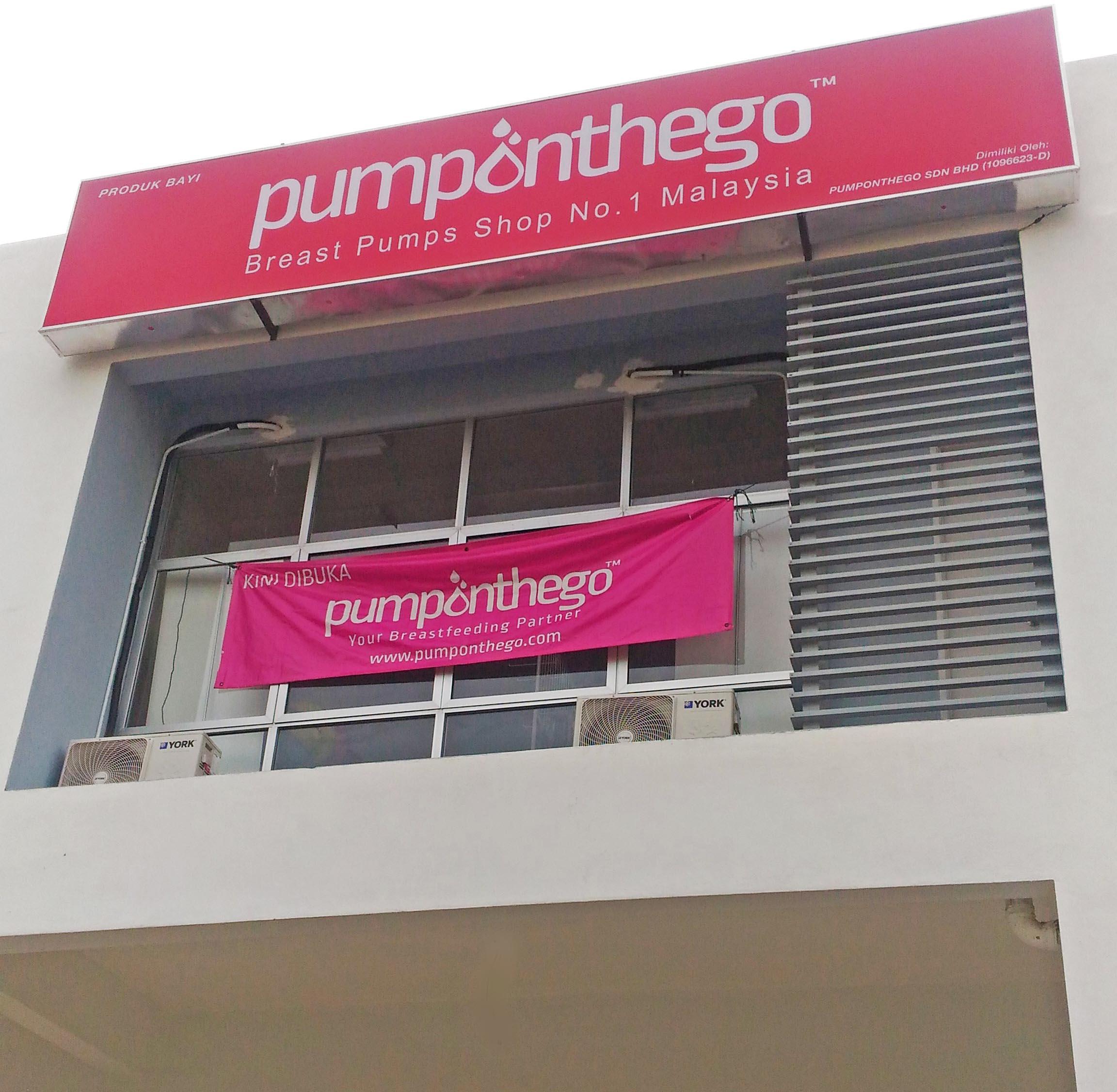 PumpOnTheGo Branch Kuantan
