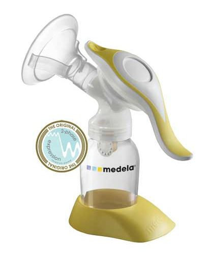 Medela Harmony Softfit Manual Pump
