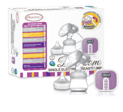 Autumnz Blossom Single Breast Pump