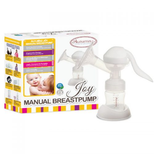 Autumnz Joy Manual Pump