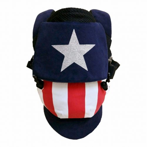 Captain America Tugeda SSC Baby Carrier