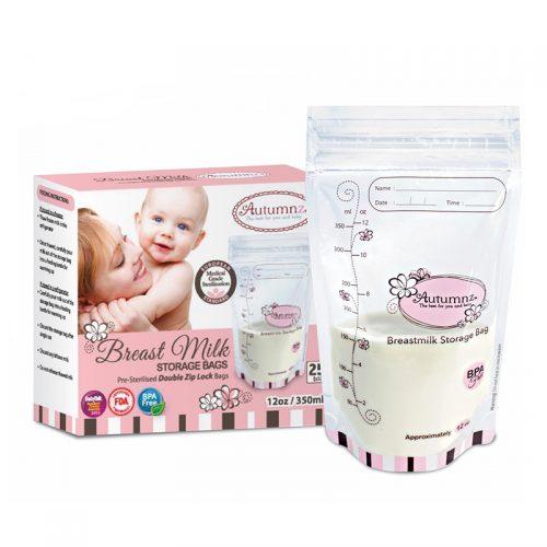 Autumnz Breast Milk Storage Plastic bag 12oz