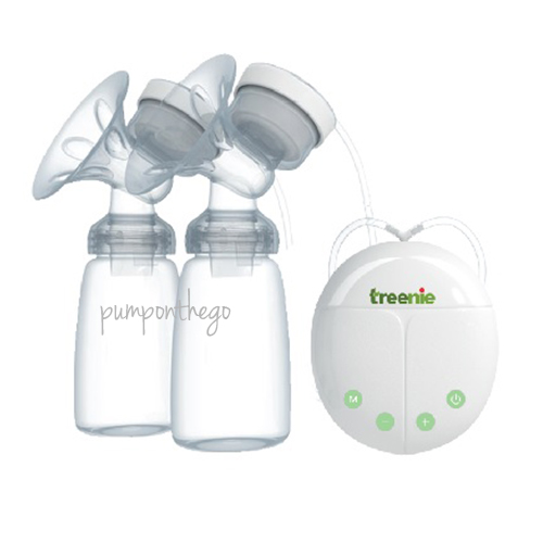 Treenie Kompakto Electric Double Breast Pump