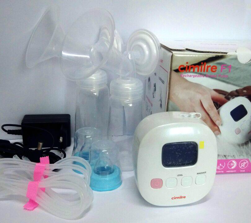 cimilre f1 breast pump