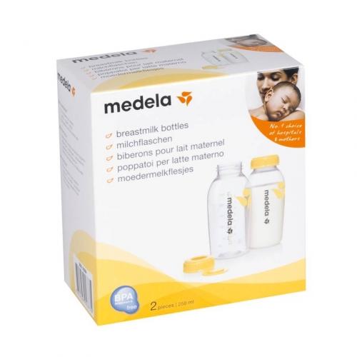 Medela Breastmilk Bottles 250ml - Pack of 2
