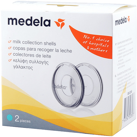 Medela Milk Collection Shells (Box of 2)
