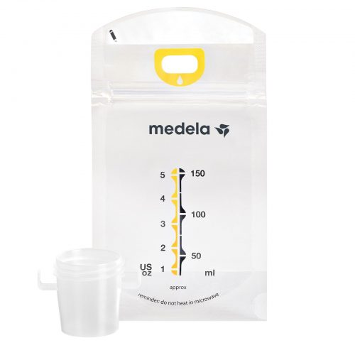 Medela Pump & Save Milk Bags (20pcs)