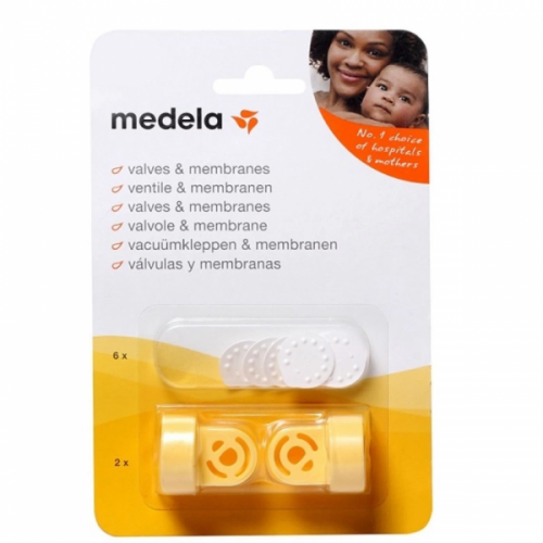 Medela Valves and Membranes set