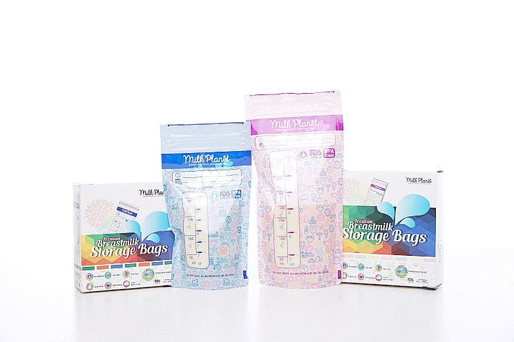 Milk Planet Premium Storage Plastic Bags