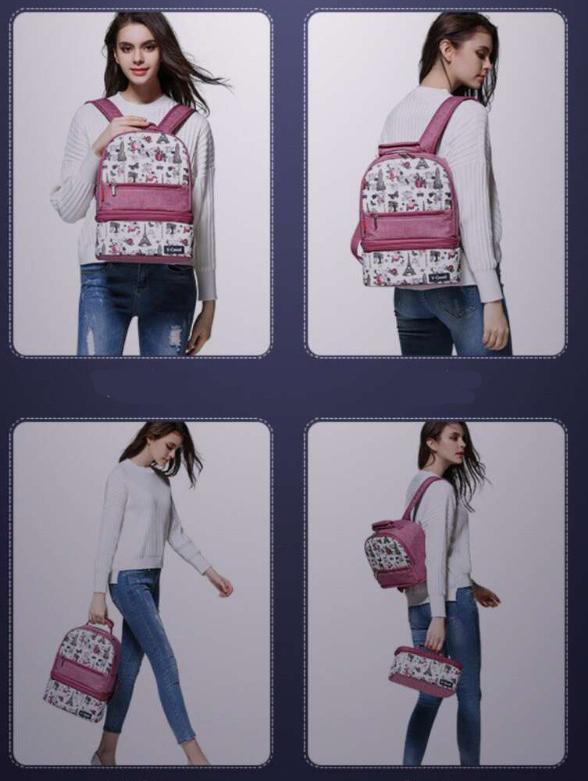 V-Cool Cooler Removable Bagpack