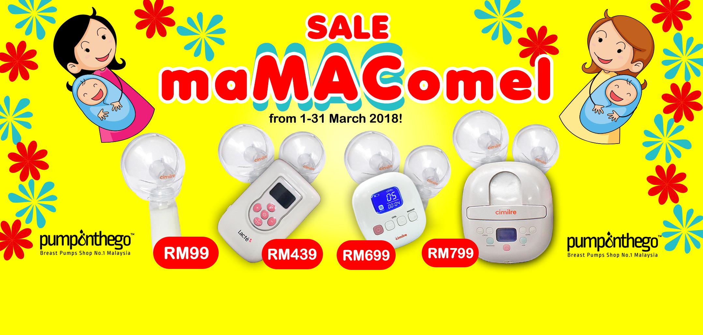 PumpOnTheGo Mac 2018 Promotion