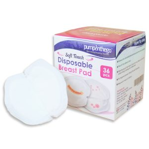 POTG Soft Touch Disposable Breast Pad