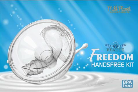 Milk Planet Freedom Handsfree