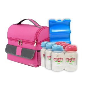 Add On COMBO SET (Package for breast pump)